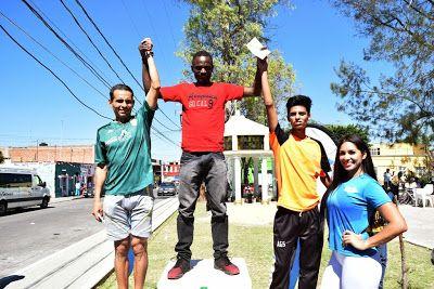 Keniano Samuel Njorge ganador de la carrera de la Salud 2015 ~ Ags Sports