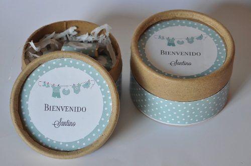 souvenir caja con chocolates personalizados