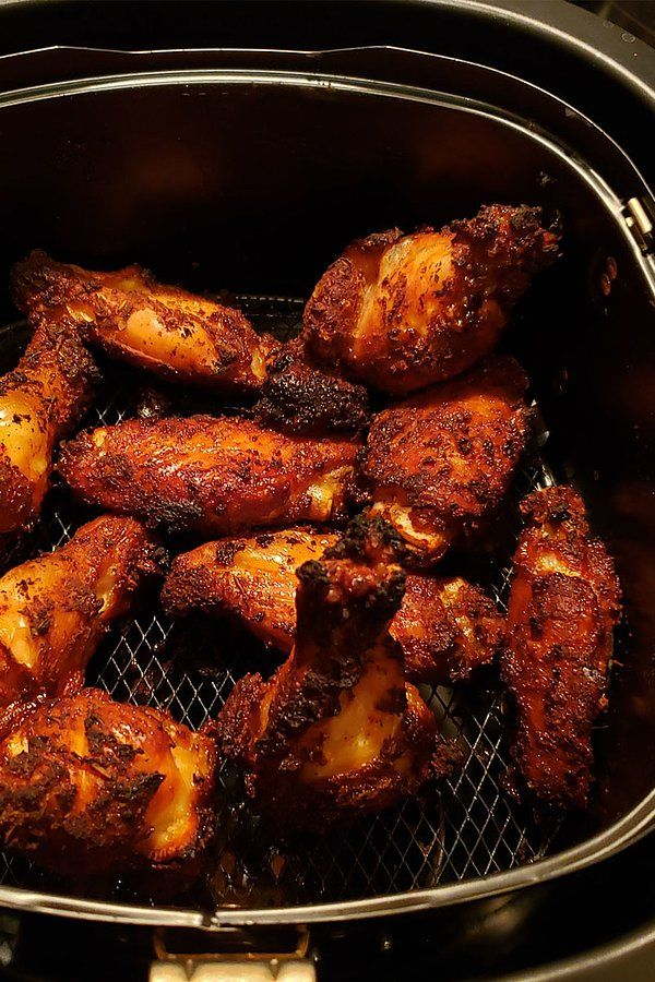 Recipe For Chicken Wings In Air Fryer