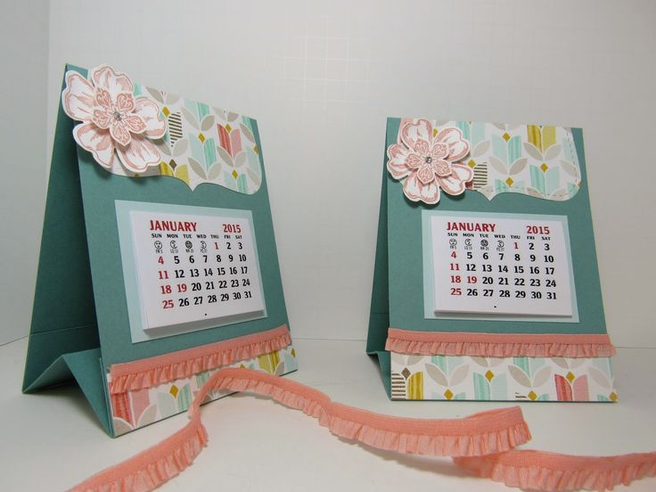 Personally Yours...Creating & Making it Personally Yours: Stampin' Up! Best Year Ever Easel Calendar