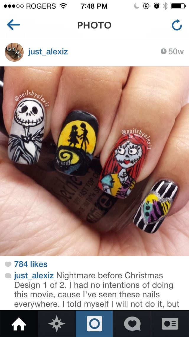 The 32 best Nails: Inside Out images on Pinterest | Art nails ...