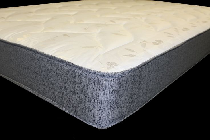 """3ft6 x 6ft6 Dream Ortho Mattress - £189.95 - The mattress is approx 7.5"""" deep and features an open coil orthopaedic spring unit with a rod edge for better support. Best described as being firm without being hard. Multiple layers of upholstery stitch-bonded for a flatter sleeping surface.  Suitable for slatted or platform bases.  Size - 3'6x6'6"""" - 110x200cm Open coil Orthopaedic sprung"""