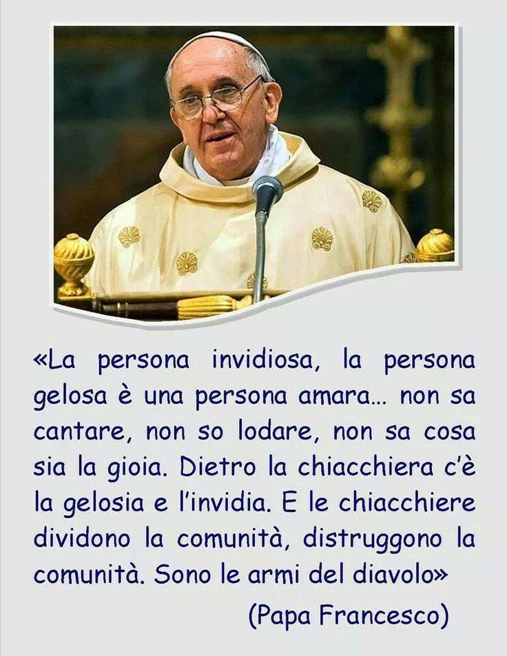 Parole e ispirazione - Papa Francesco ;)