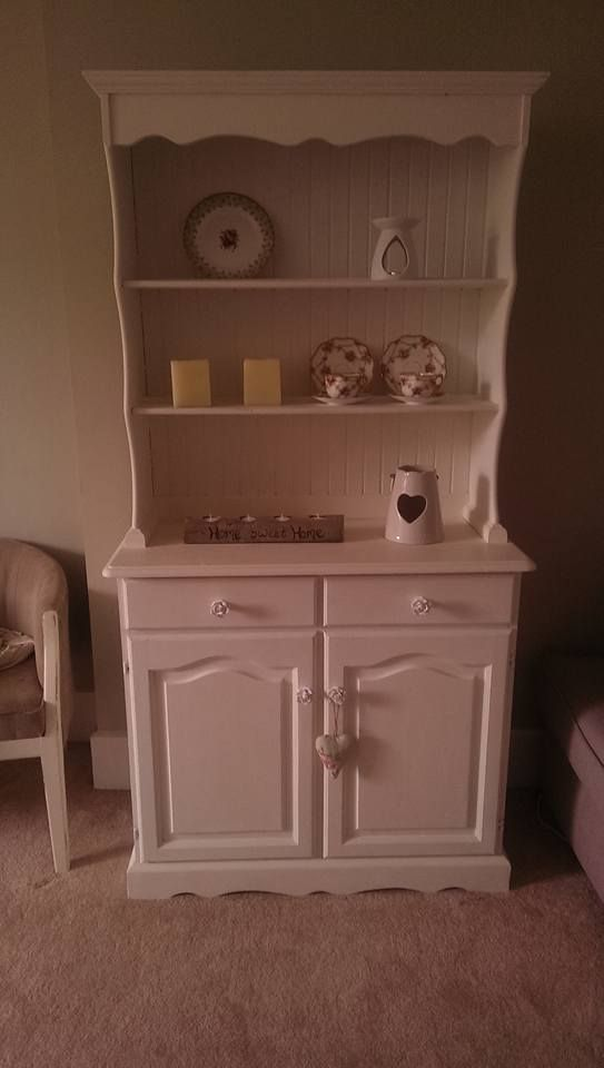 Ive Redone My Previous Refurished Welsh Dresser From Some Years Back