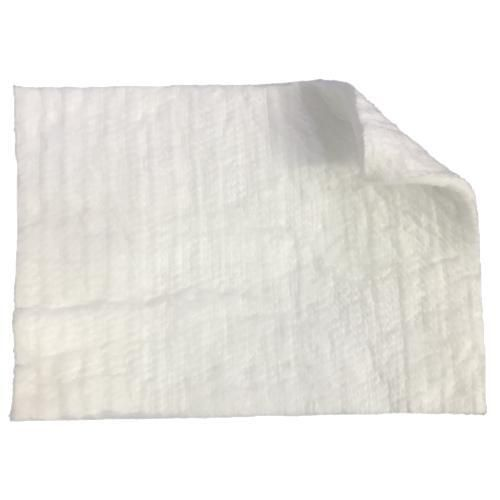 Ceramic Fiber Blanket - HPS (2300F) 8# 1/2 in x 24 in x 18 in  Replacement for missing or damaged wood stove insulation.