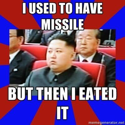 Hungry Kim Jong-un | Know Your Meme
