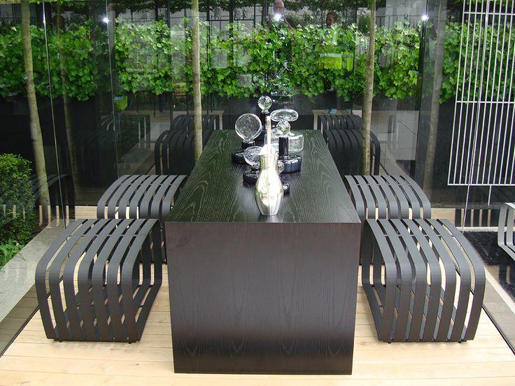 Chelsea Steel Cushion   Nordfjell Collection. Beautiful GardensOutdoor  DiningOutdoor FurnitureChelseaPlantersBenchesCushionsPatioTerraces