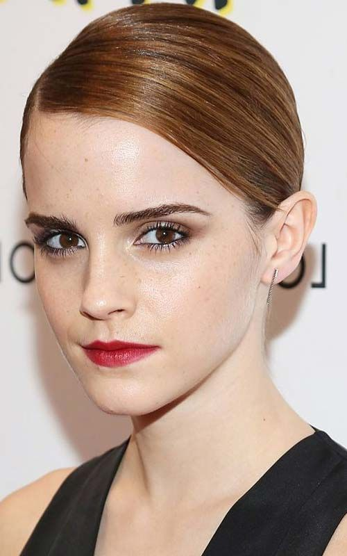 Emma Watson Wows In Burberry And Victoria Beckham For Net-A-Porter
