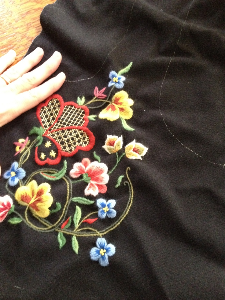 Gudbrandsdal embroidery