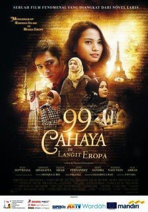 Film Terbaru 99 Cahaya di Langit Eropa - Film Download Full Movie