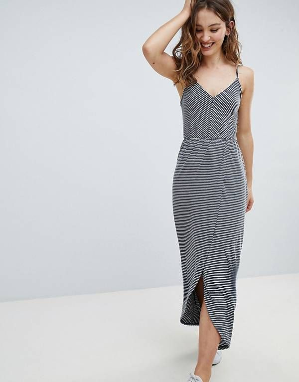 4ca67b70f Superdry Stripe Maxi Dress | photo sesh | Striped maxi dresses ...