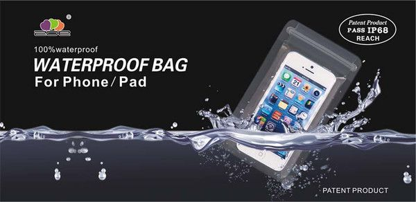 Alderes Pack&go Su Geçirmez Telefon Kılıfı - 8.47 TL + KDV