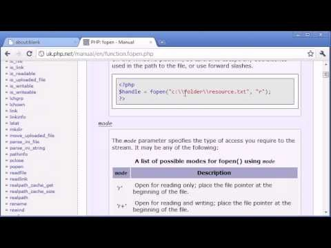 Beginner PHP Tutorial - 1 - Introduction to PHP