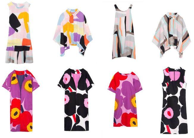 New Unikko dresses ss14