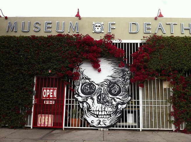 The Museum of Death, Los Angeles, California | The 14 Absolute Creepiest Places To Visit In The United States