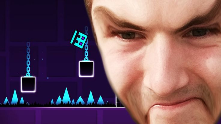 This game is not healthy | Geometry Dash #2