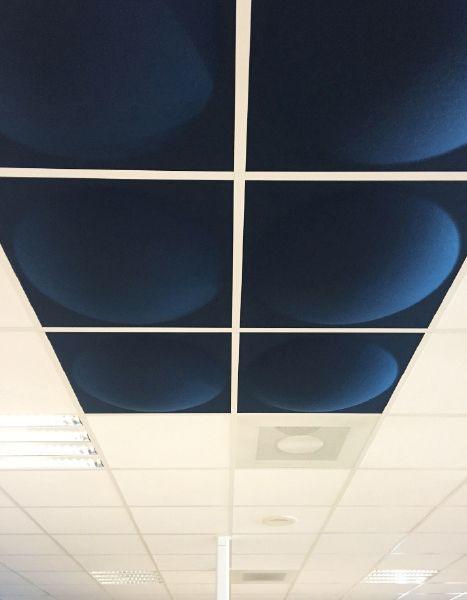 Ecoround Soundabsorbing Ceiling Panels