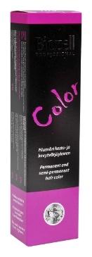 Biozell Color Hiusväri Hehkuva Punainen .Myös muilta valmistajilta käy punaiset hiusvärit