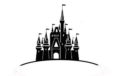 castle sillouette