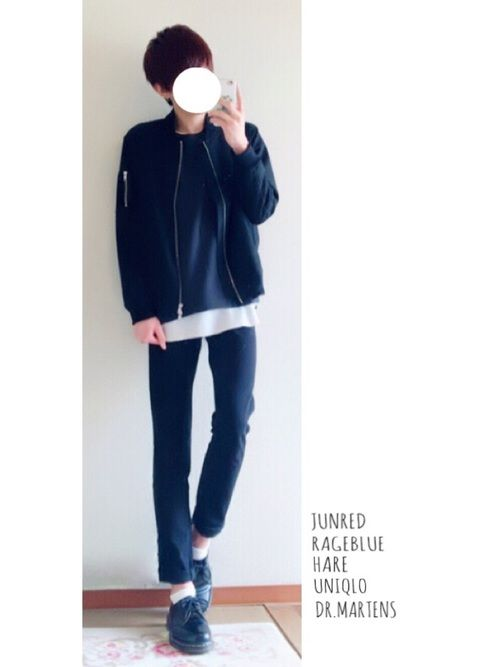 モノトーン!⚪️⚫️ Twitter→@kureyon0997 Instagram→kureyon