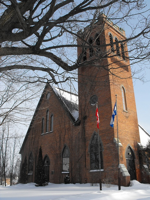 Waterloo, Quebec St Luke Anglican Church | Flickr - Photo Sharing!