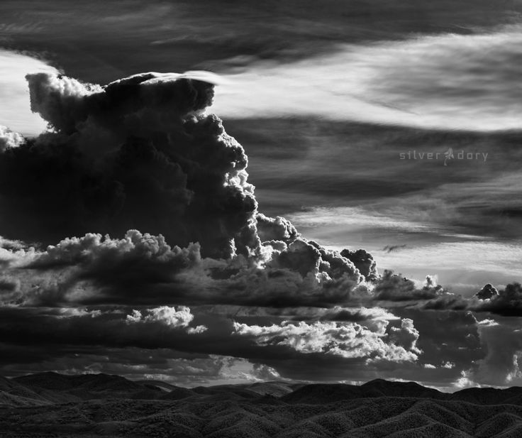 rain clearing - infrared landscape imaging | Glen Ryan | silver dory productions