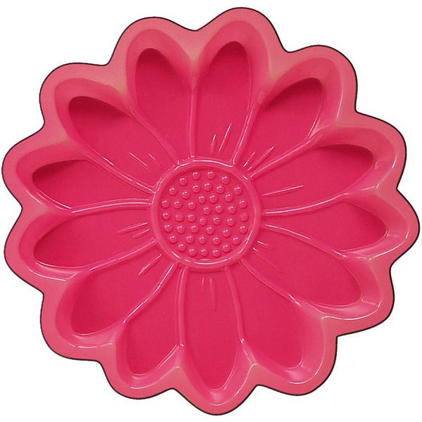 Daisy Plastic Serving Tray – 12 Inches / 30cm