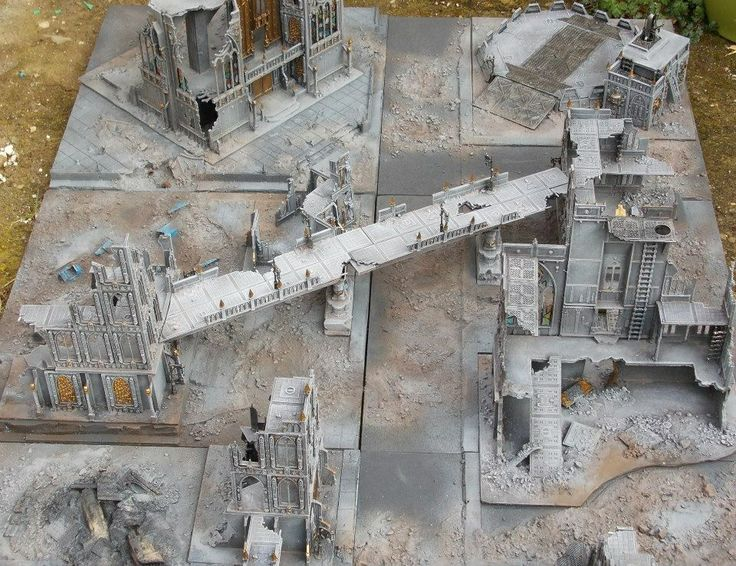 city ruins painting guide warhammer 40k