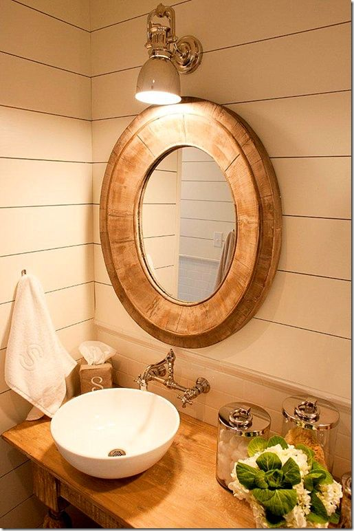 Great mirrors from Restoration Hardware