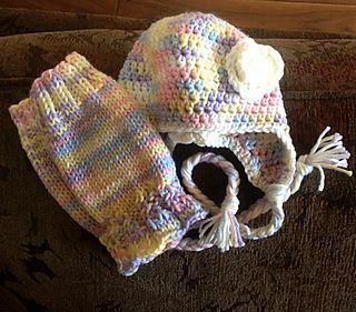 Newborn Crochet Hat Pattern pattern by Sunshine Crochet Creations