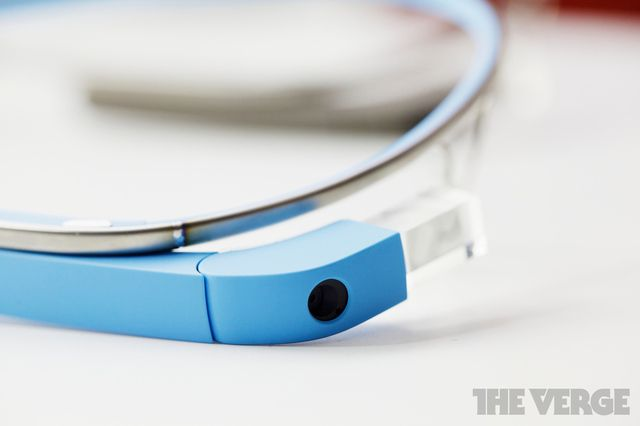 Eric Schmidt says consumer version of Google Glass 'probably a year-ish away'
