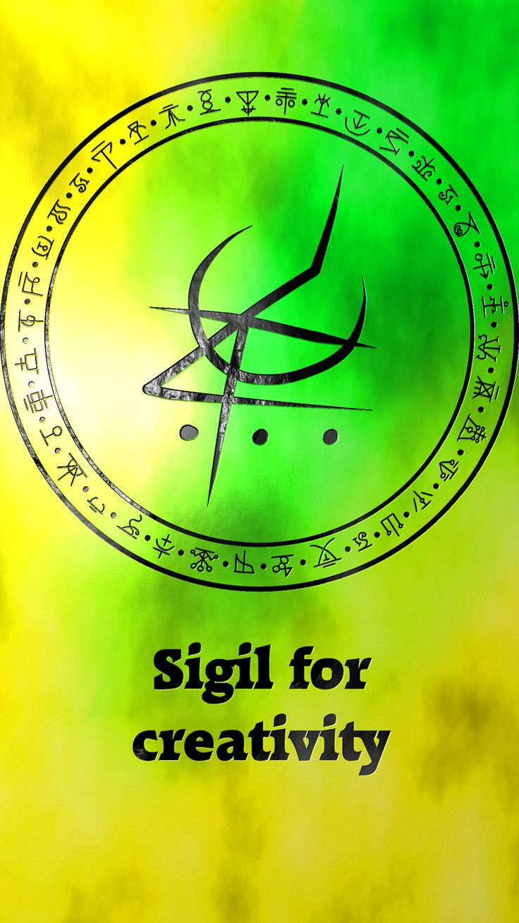 Sigil for creativity Sigil requests are closed.