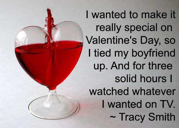 Funny Valentines Day Quote