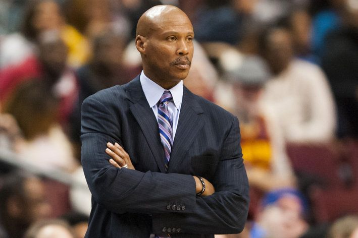 The Lakers New coach, hope he brings back some of those old traditions and winning ways.   Sure miss Chick too!