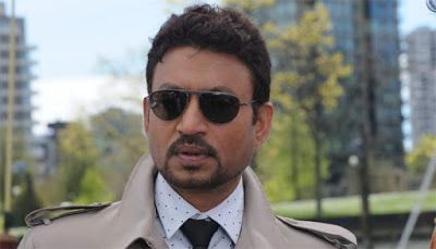 @InstaMag - Actor Irrfan Khan was honoured with the Entertainer of the Year award by CNBC here on Tuesday. He was felicitated by Finance Minister Arun Jaitley.