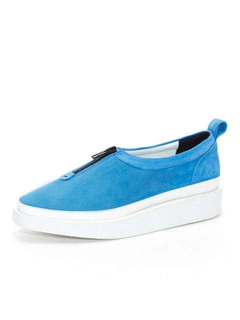 wite  A01- Blue Suede Shoes