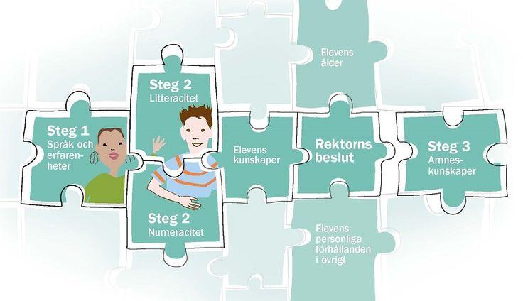 Start - Bedömningsportalen - Kartläggning av nyanlända elevers kunskaper