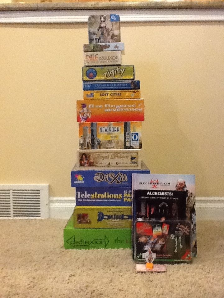 Board Games and Speech Therapy: Origins 2012 Round-Up