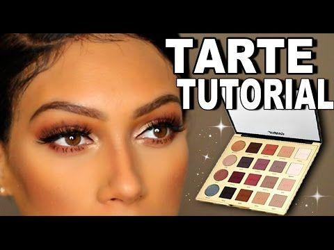 TARTE TARTIEST PRO PALETTE- TUTORIAL & TOUGHTS! - YouTube