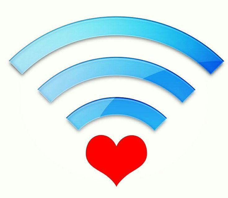 Feliz día de San Valentín #ValentinesDay #WiFi 💘📡💞📶💝