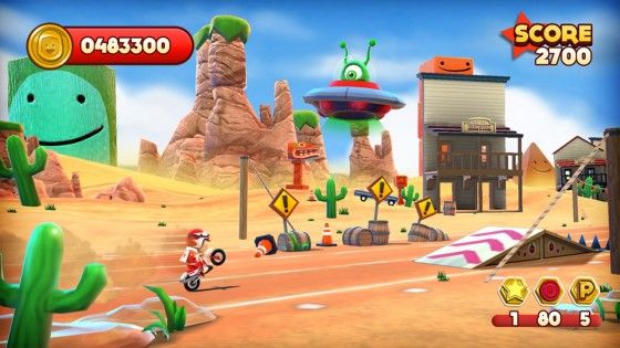 Joe Danger will be coming to Android this year