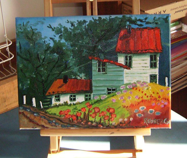 ultima de mis pinturas