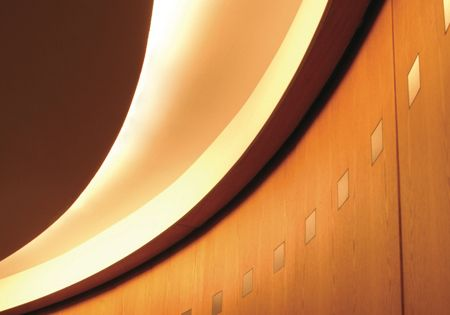The Radiant 3D LED Flex 40 system was used to illuminate the Church of Latter Day Saints in London.