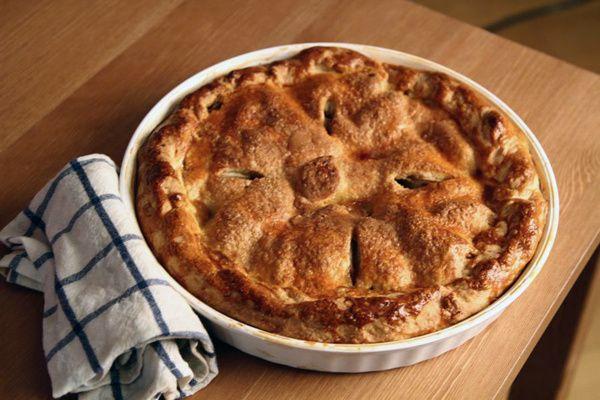 Dívány - Gasztro - Az igazi amerikai almás pite