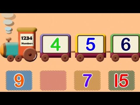 ABC 123 Writing Coloring Book - Numbers Games  | IPhone Apps Review | Le...