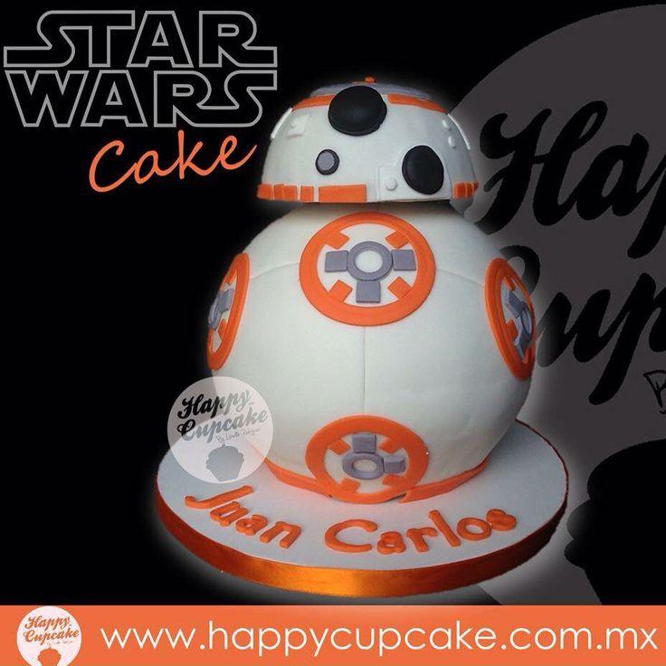 #StarWarsCake #starwars #HappyCupcake