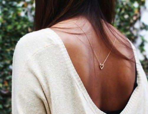 Whitney Port - Back Jewelry