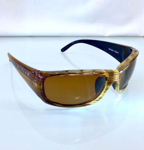 NATIVE Sunglasses Bomber Wood Polarized Mauritius. Excellent Condition!