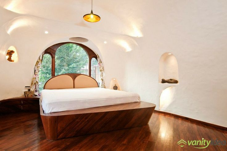 organic bedroom decoration