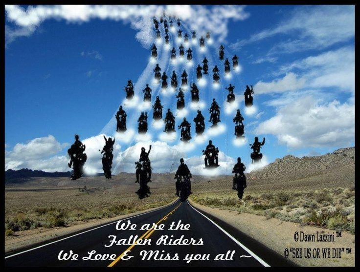 Pin By Deanna Wilson Ayers On For Fallen Bikers Bike Pic